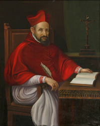 St. Robert Bellarmine (Patron of Catechists)