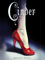 Cover of Cinder by Rebecca Soler