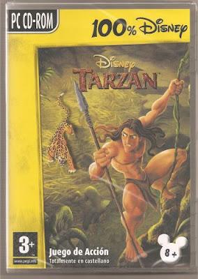 Tarzan El Juego [Español] [Full] [MF]