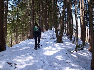 雪の大休場