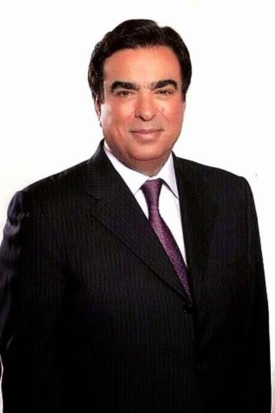 المذيع اللبناني جورج قرداحي
