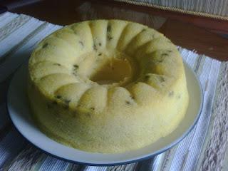 Resep Sponge Cake Kukus miresep