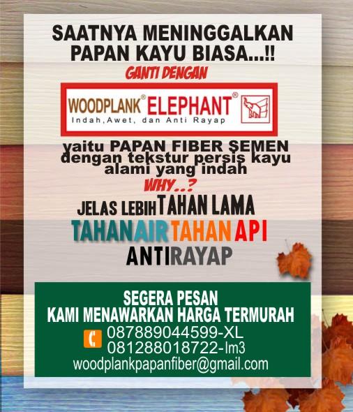 Agen Papan Fiber Termurah Jakarta