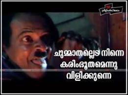 Chummathe alleda ninne karim bootham ennu vilikkune Pappu funny dialogue