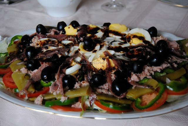 Ensalada Nicoise Francesa