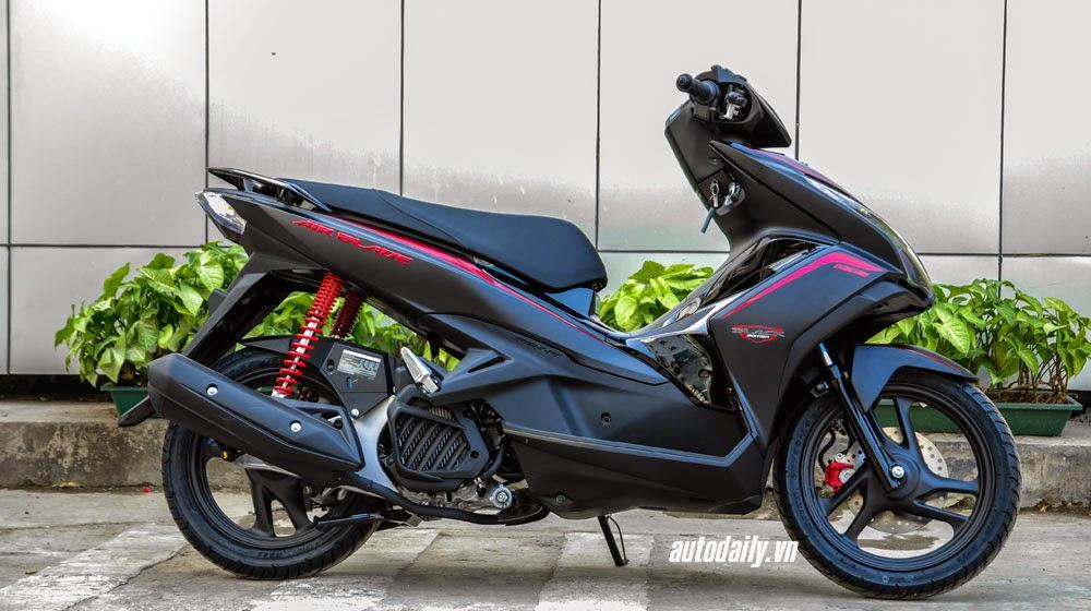 Honda Air Blade FI ~ 2,5l xăng/ 100km