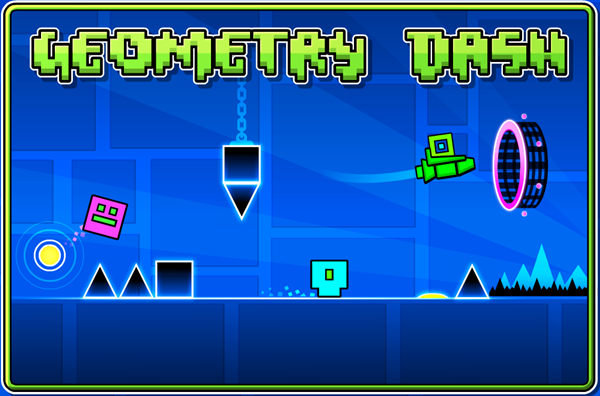 Geometry Dash PC Full