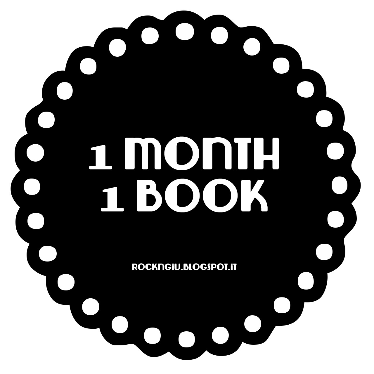 1 Month 1 Book