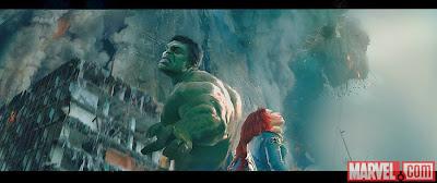 Ultron Hulk Hawkeye Captain America movie
