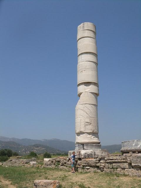 Heraion auf Samos