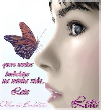 Amo borboletas...