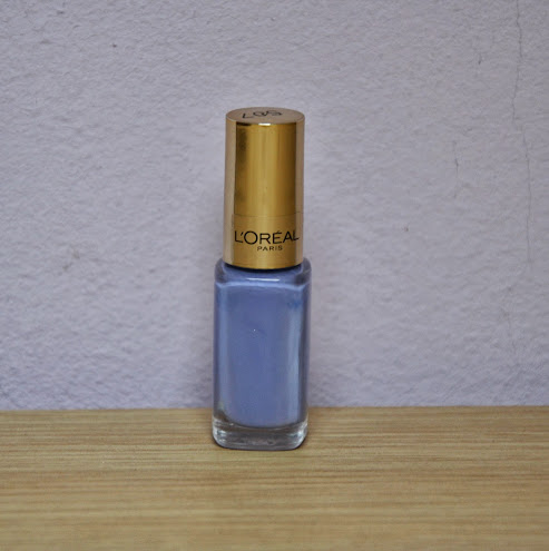 NOTD: L'Oreal Color Riche Rivera Lavender