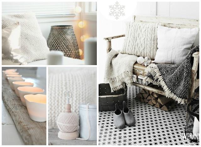 throw pillows, blanket, carpets