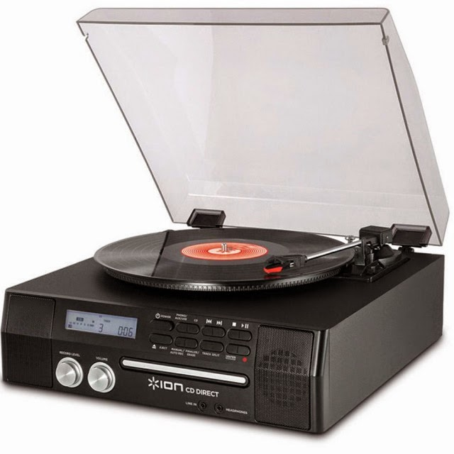 A venda de vitrolas e a produção de discos de vinil no Brasil vêm crescendo