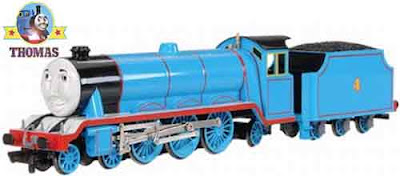 Thomas train Bachmann Industries HO Gordon the big express engine toy railway scale replica engines
