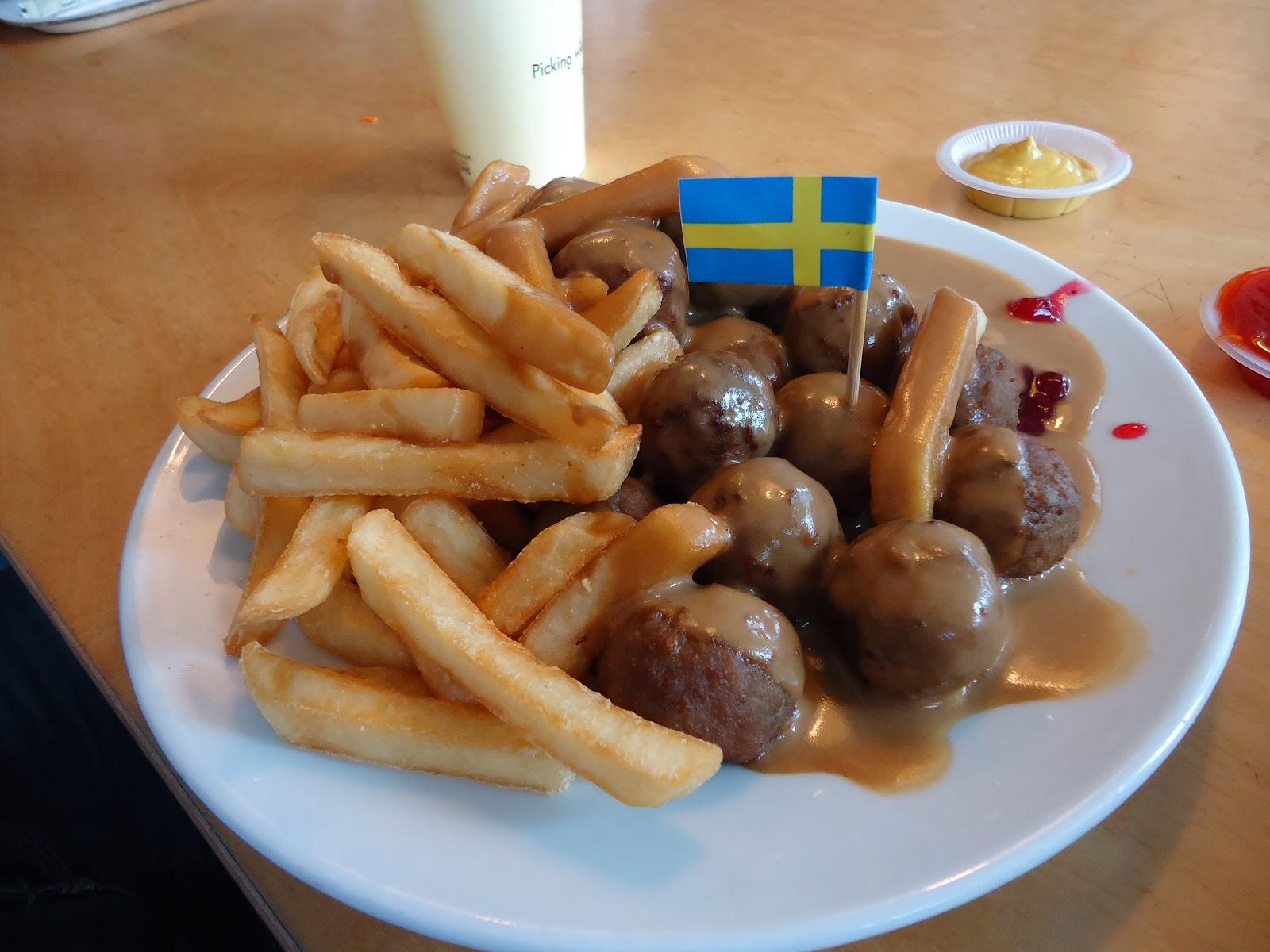Jom Makan Makan MeatBall Di Ikea