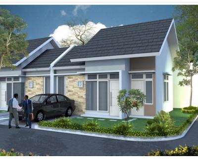 Bentuk Rumah Minimalis Type 36