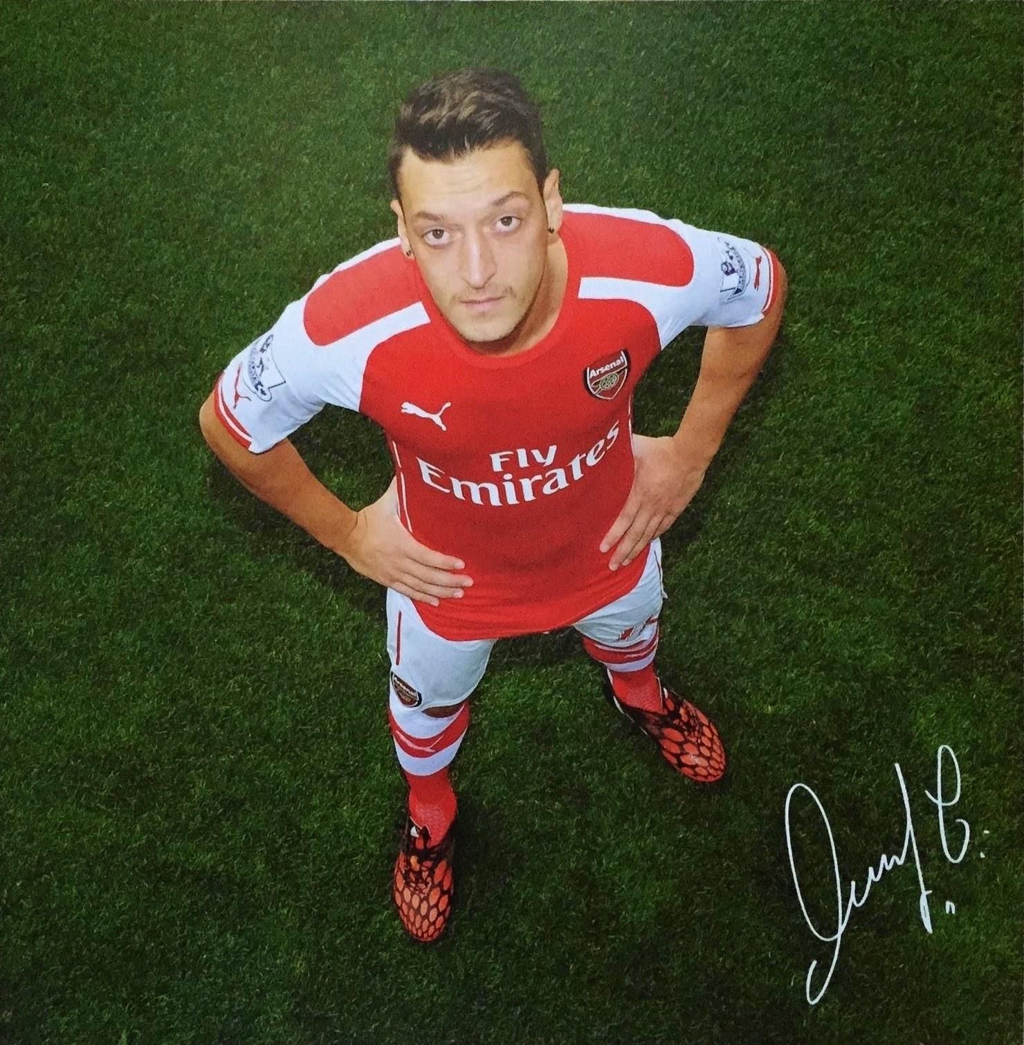 ... Info Exchange: Arsenal F.C. - Arsenal Player Cards (2014-15