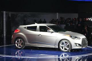 Fotos novo Hyundai Veloster 2013