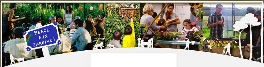 Les jardins de l'AGIMC - Cenon & Tresses