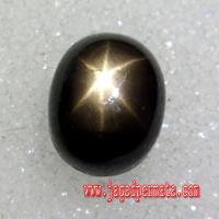 Batu Mulia Black Safir Star Bangsing Kresnadana