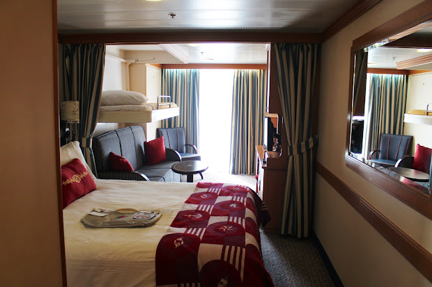 Disney Cruise Cabin With Pull Down Murphy Bed Vtwctr