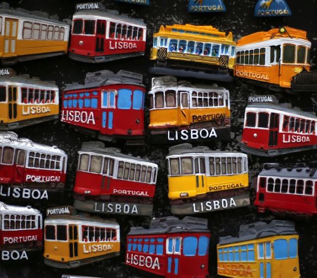 Onde comprar lembrancinhas e souvenirs em Lisboa