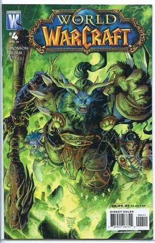 Komiks World of Warcraft