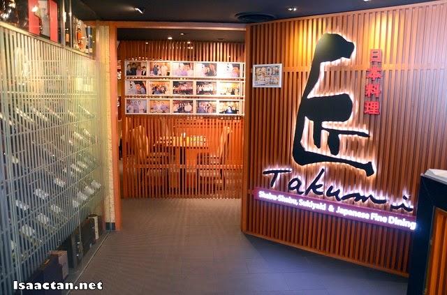 Takumi Japanese Fine Dining Restaurant @ Grand Millennium Hotel