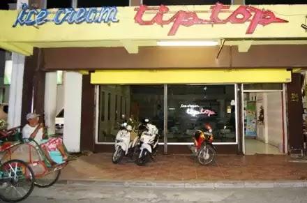 Es Krim Tempo doeloe di Indonesia....!!!