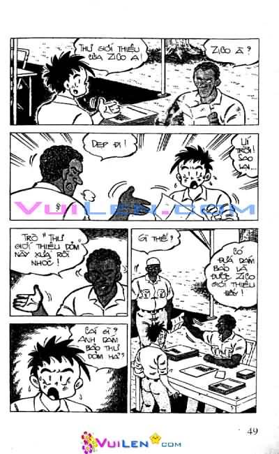 Jindodinho - Đường Dẫn Đến Khung Thành III  Tập 45 page 49 Congtruyen24h