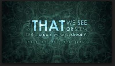 dreaming edgar allan poe