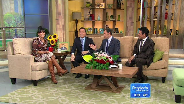 Women of Despierta America http://appreciationofbootednewswomen.blogspot.com/2013/01/boots-this-week-on-despierta-america.html