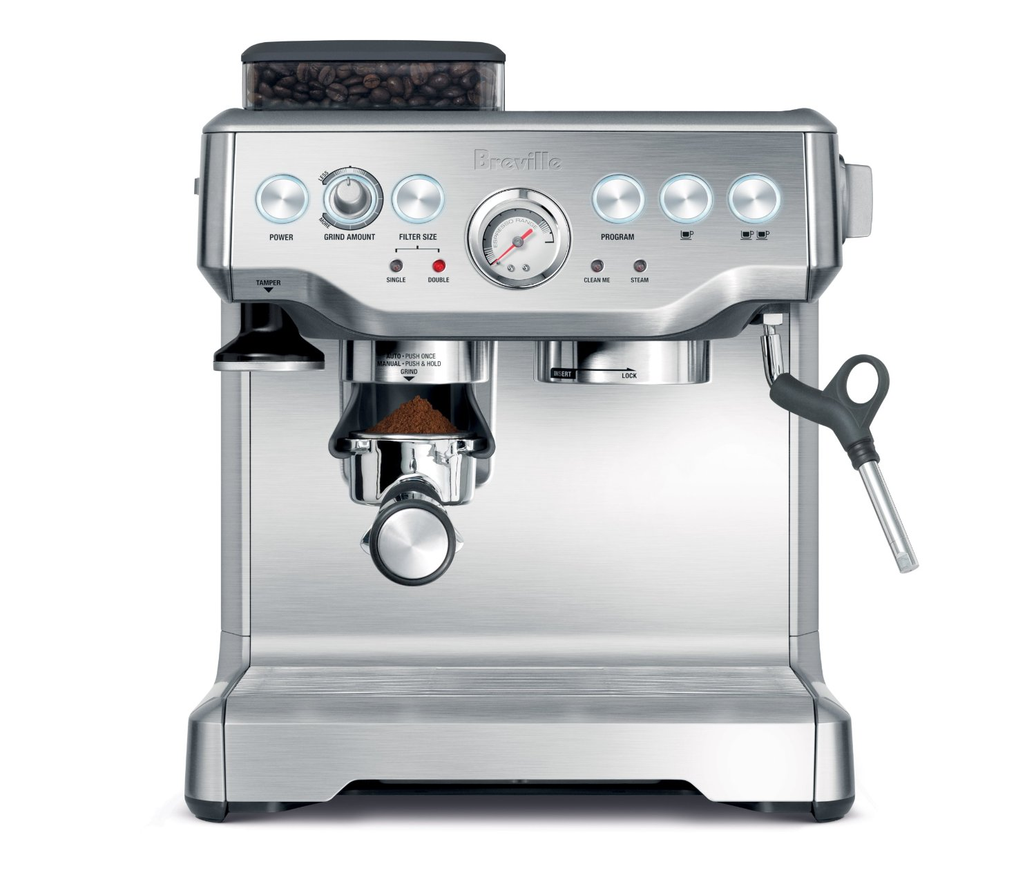 Coffee Maker Barista : Breville Espresso Machines