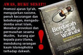 Meluruskan Kedustaan Sejarah Salafi Wahabi Versi Syaikh Idahram (Bag.2)