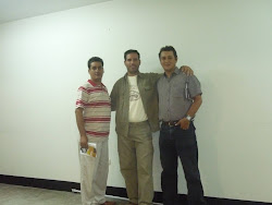 Ivan Ghezzi en Casma.