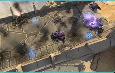Gameplay Halo Spartan Assault