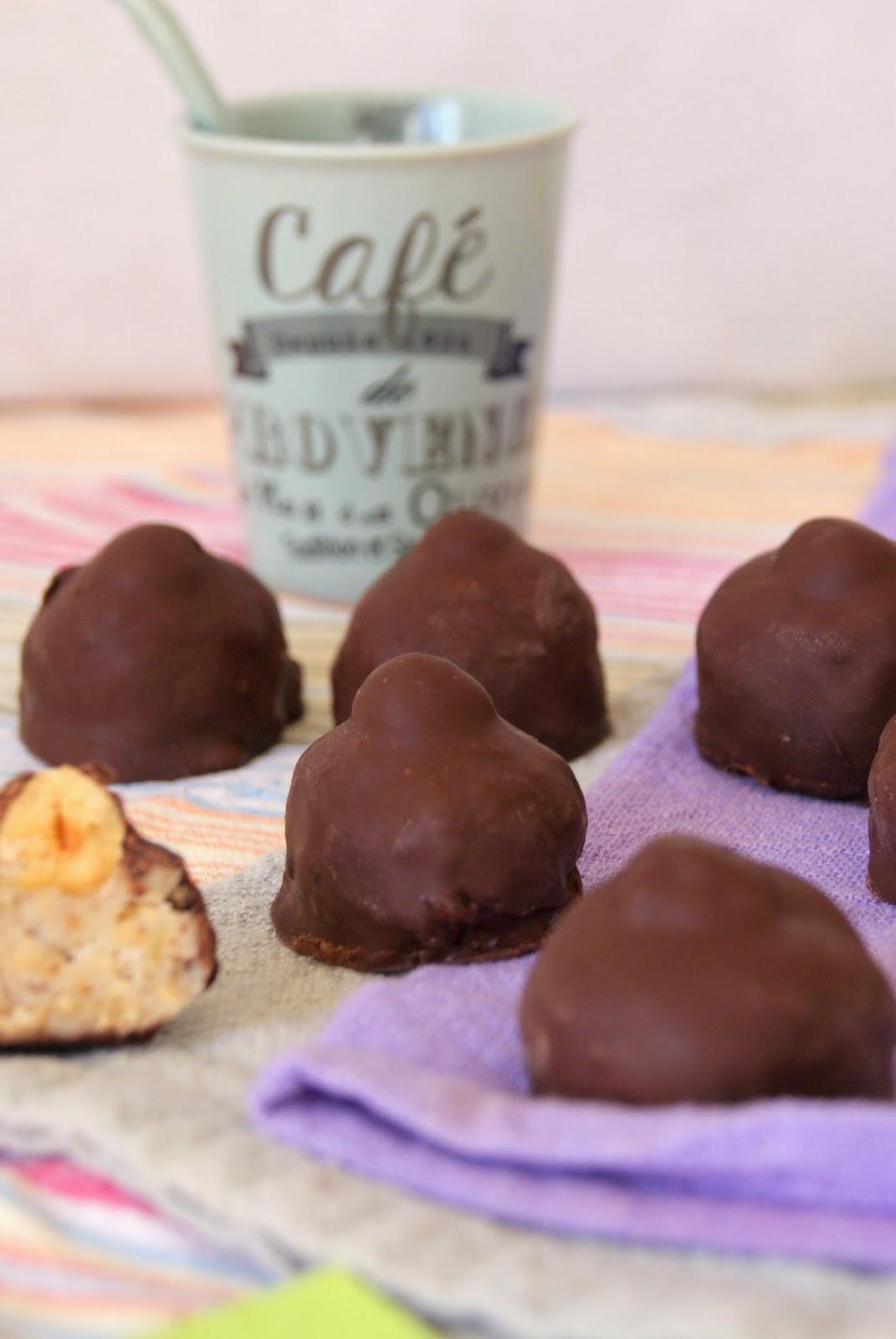 baci perugina con cioccolato bianco
