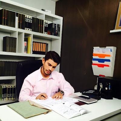 Pelakon Baru Azrel Ismail Mirip Wajah Remy Ishak