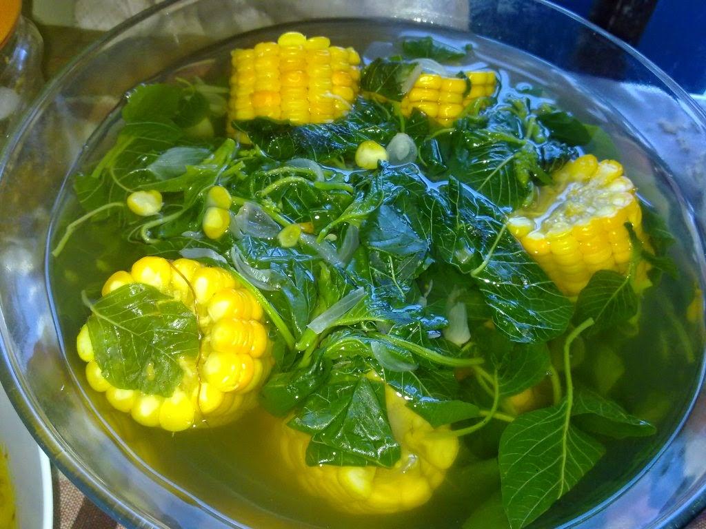 Resep dan Cara Membuat Sayur Bening Bayam Ayam