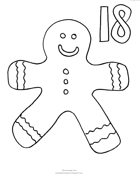 Free Christmas Coloring Pages For Sunday School