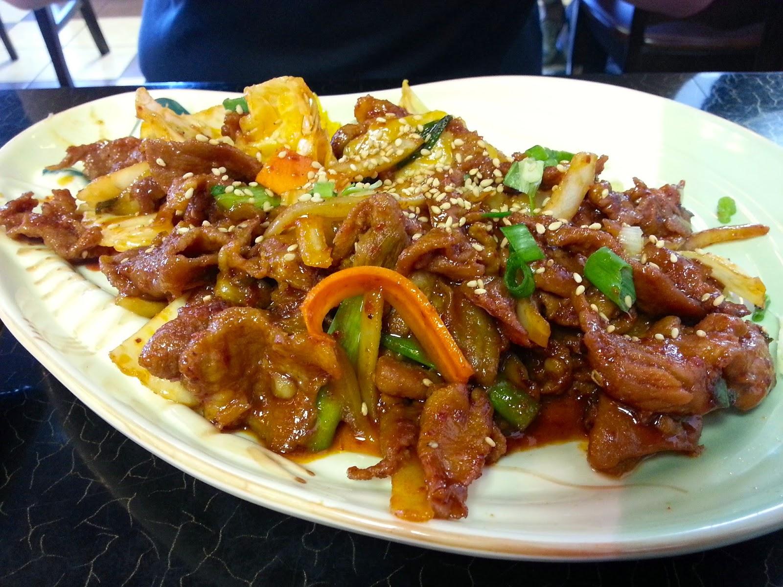 Freakzspeaks something korean izumi japanese korean for Asian cuisine saskatoon