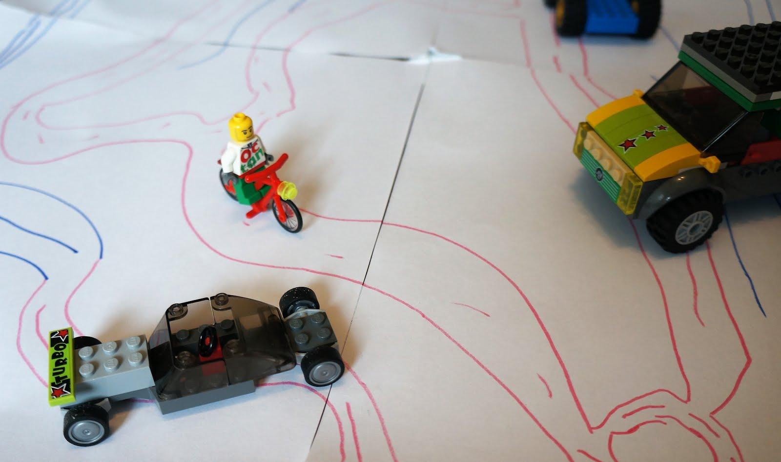 Lego – nasz sposób na nudę