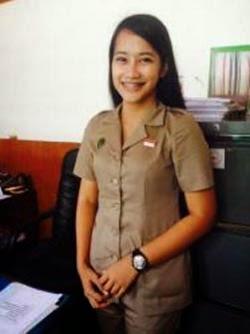 Dara Parama : Satpol PP Cantik Yogyakarta