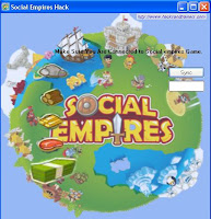 Social Empires Hack Screenshot