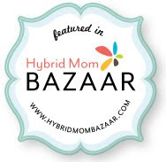 Visit Two Kazoos at Hybrid Mom Bazaar
