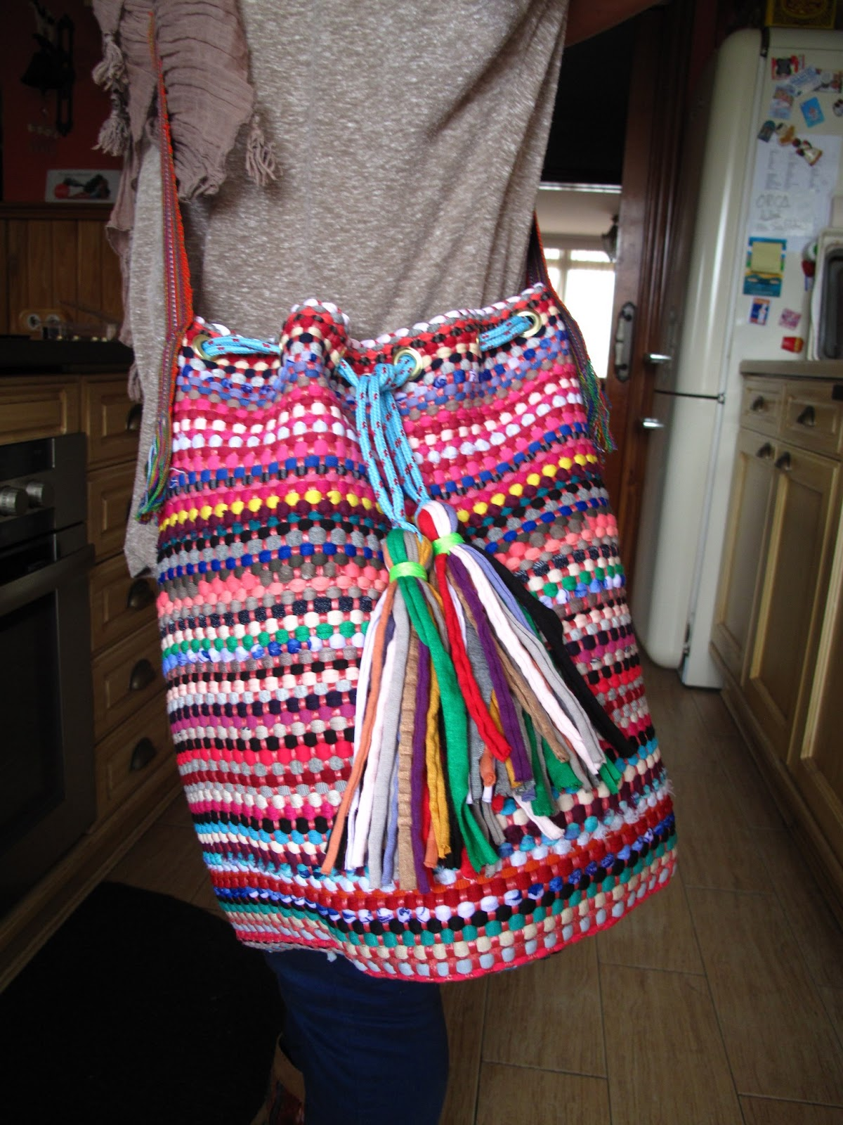 Marymerche alfombra bolso for Alfombra costo