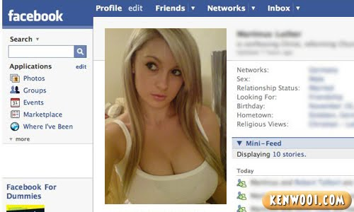 guida a facebook per sole donne