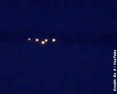 Amazing UFO Filmed Over Burwell (UK), Claims Birdwatcher 12-9-14