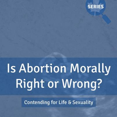 abortion why is it wrong